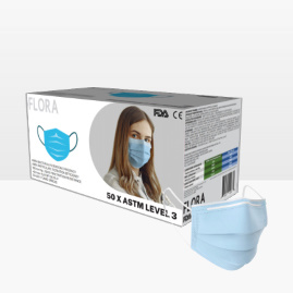 ASTM Level 3 Surgical Masks