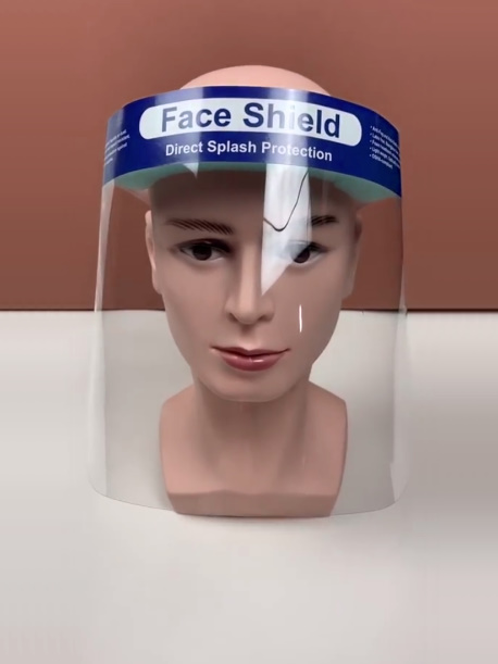 FDA-Cleared Medical Face Shields